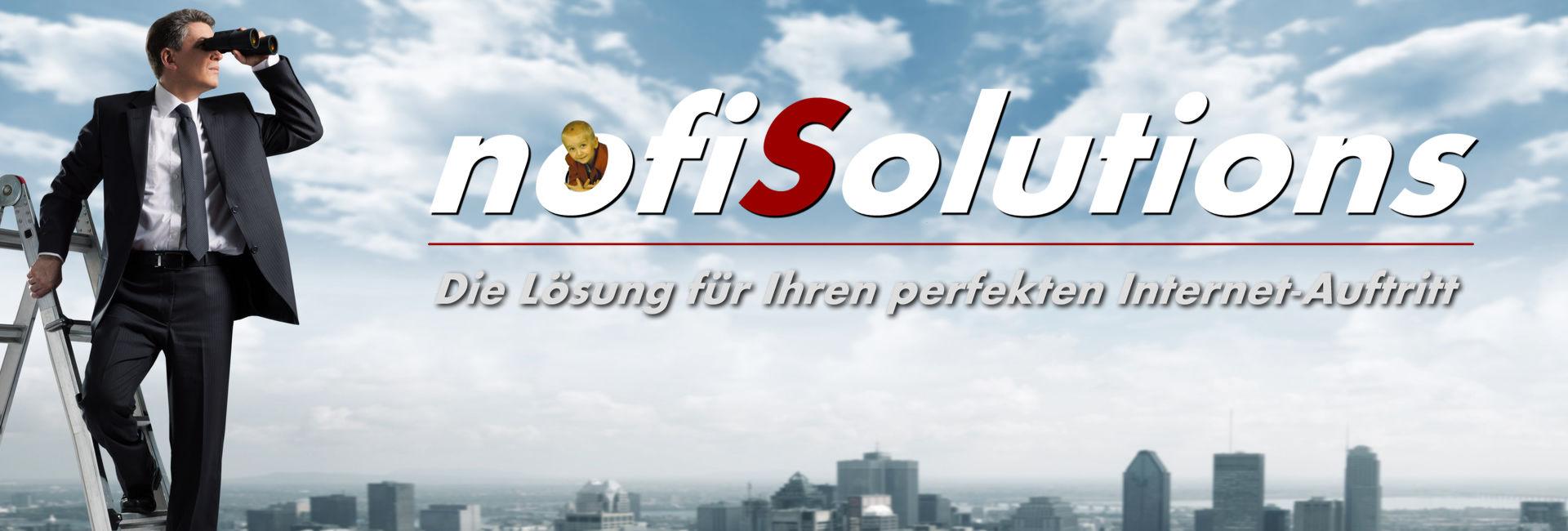nofiSolutions erstellt Ihre Webseite professionell, responsive und günstig